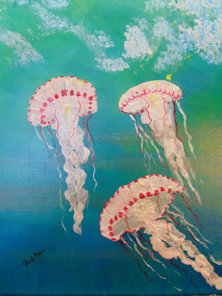 Wall Art - Painting - Stinging Nettle 2 by Rich Mason
