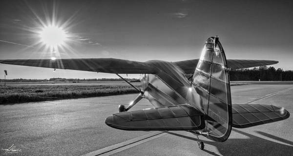 Wall Art - Photograph - Stinson On The Ramp by Philip Rispin