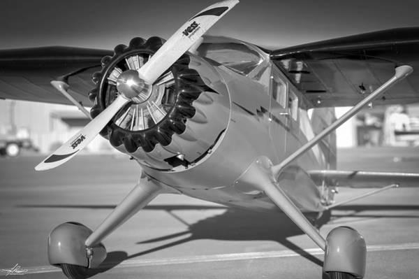 Photograph - Stinson Reliant Sr-10 Rc Model by Philip Rispin