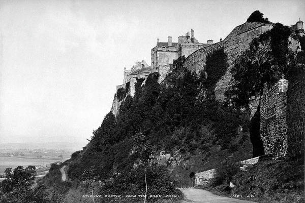 Photograph - Stirling Castle by Lee Santa