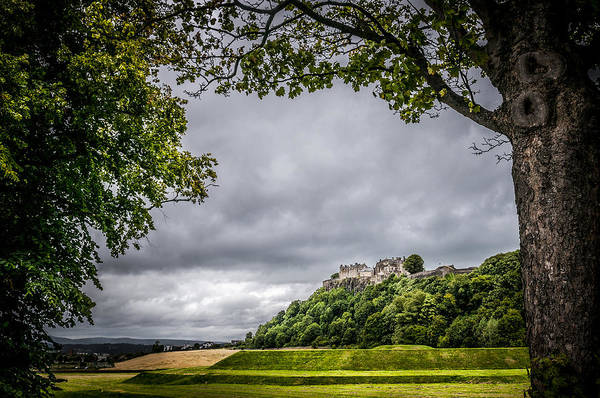 Photograph - Stirling Castle, Stirling, Scotland, Uk by Neil Alexander