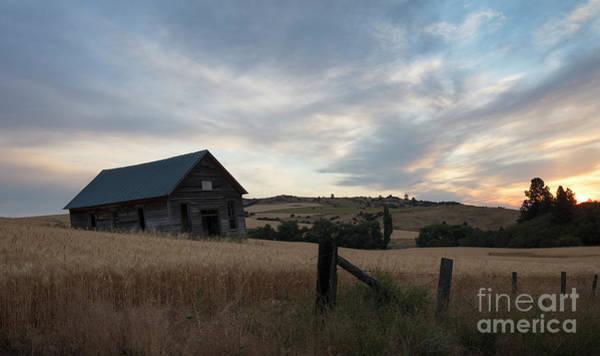 Wall Art - Photograph - Stock Creek School by Idaho Scenic Images Linda Lantzy