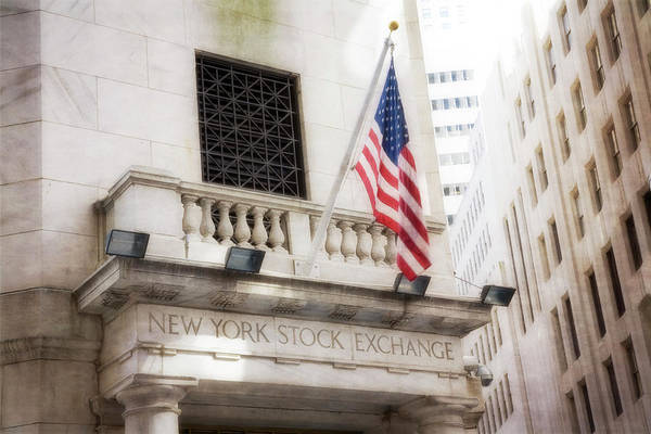 Photograph - Stock Exchange by Scott Kemper