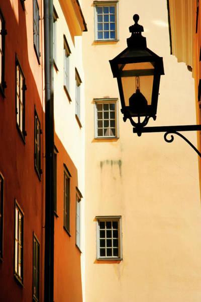 Photograph - Stockholm Alley #1 by KG Thienemann
