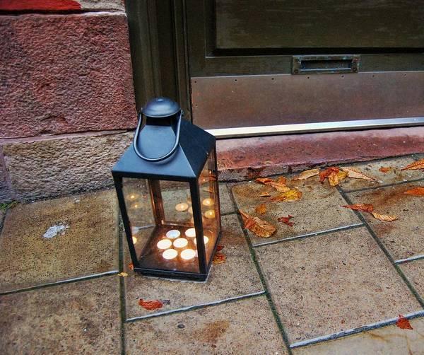 Photograph - Street Lighting by JAMART Photography