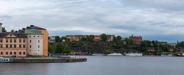 Photograph - Stockholm Vista by Nisah Cheatham