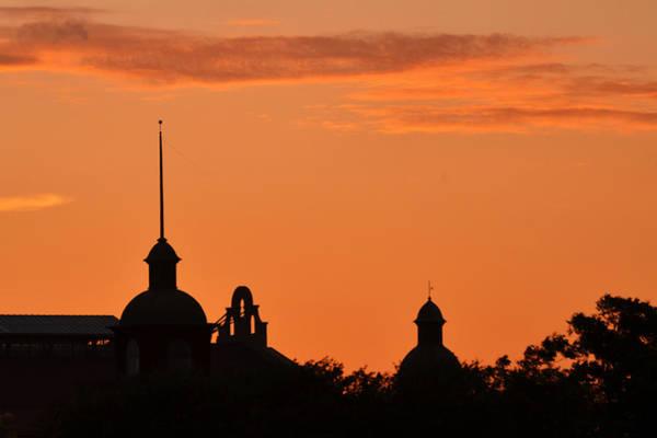 Photograph - Stockyard Sunset by Ricardo J Ruiz de Porras