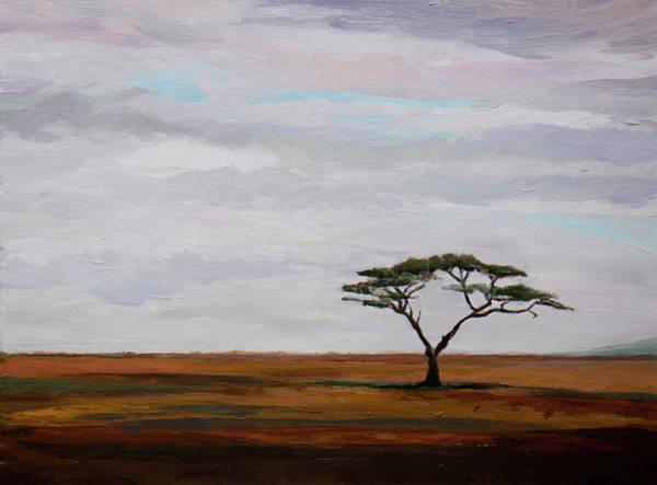 Painting - Stoksielalleen by Jillian Goldberg