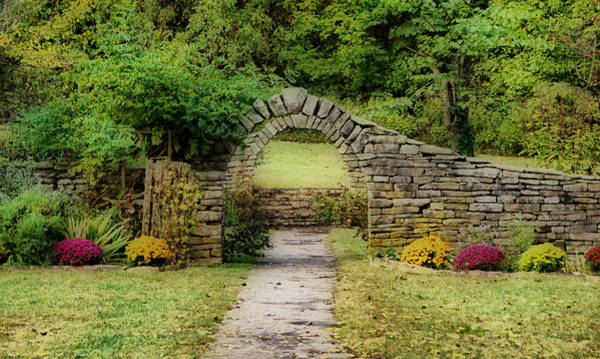 Photograph - Stone Arches by Sandy Keeton
