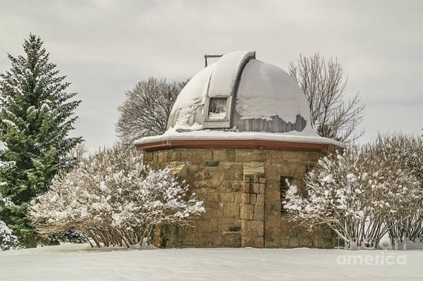 Photograph - Stone Block Observatory by Sue Smith