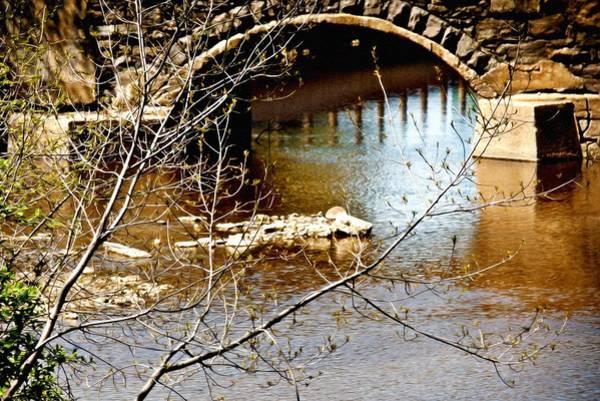 Photograph - Stone Bridge by Tatiana Travelways