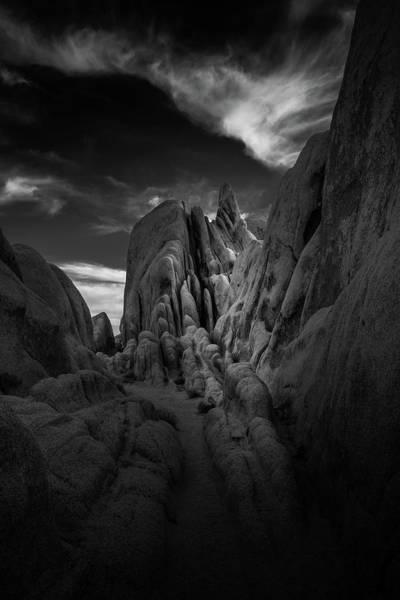 Joshua Tree National Park Photograph - Stone Castles by Joseph Smith