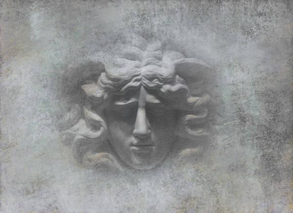Wall Art - Digital Art - Stone Cold Heart by Daniel Hagerman