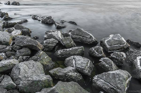 Photograph - Stone Cold by Julis Simo