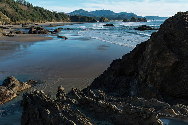 Photograph - Stone Of Crescent Beach by Robert Potts