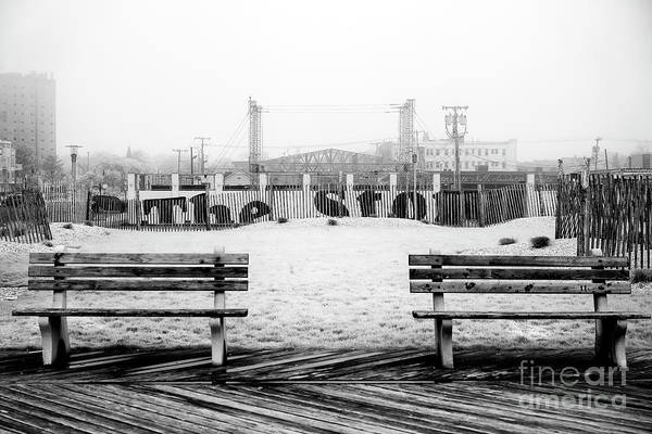 Photograph - Stone Pony In The Background by John Rizzuto