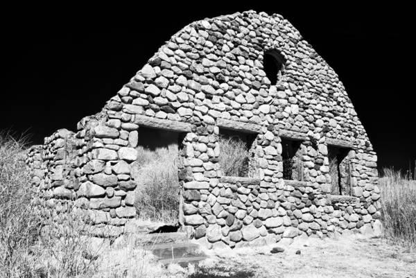 Stone Ruins Art Print