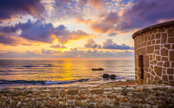 Photograph - Stone Torre 2. by Gary Gillette