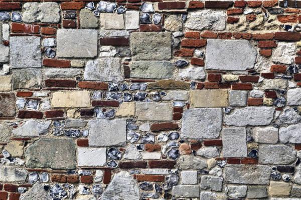 Wall Art - Photograph - Stone Wall by Joana Kruse