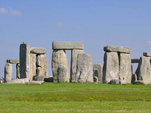Photograph - Stonehenge Morning by Bernadette Wulf