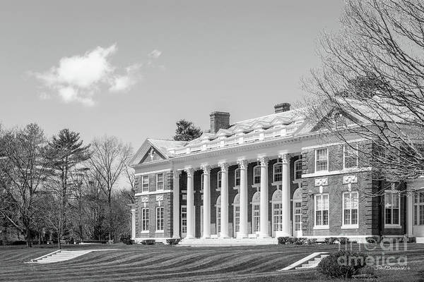 Photograph - Stonehill College Donahue Hall by University Icons