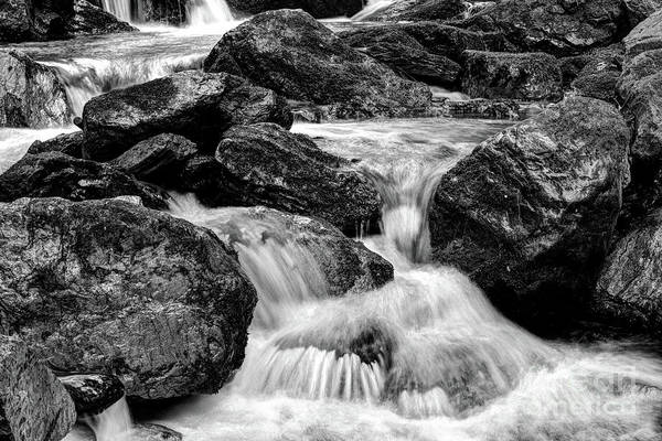 Wall Art - Photograph - Stones And Water by Michal Boubin