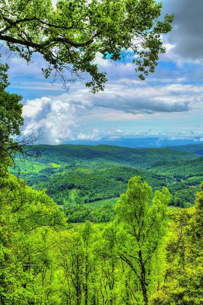 Photograph - Stoney Fork Vista by Dale R Carlson