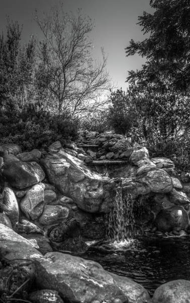 Photograph - Stony Falls by Ross Henton