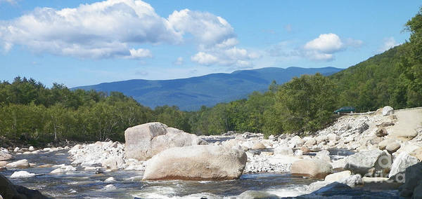 Pemigewasset River Wall Art - Photograph - Stop And Take A Deep Breath by Gina Sullivan
