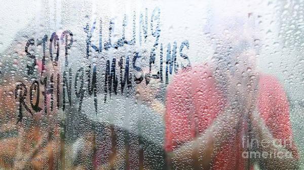 Photograph - Stop Killing Rohingyaa Muslims by Sajid Ch