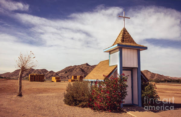Yuma Photograph - Stop Rest Worship by Robert Bales