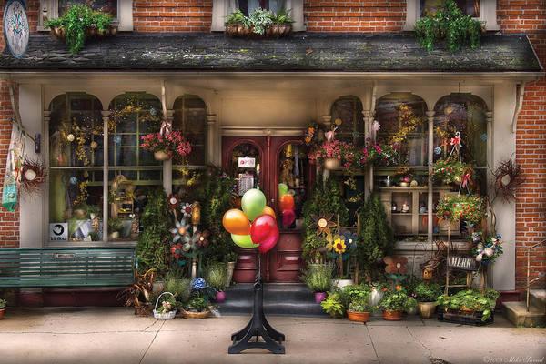 Photograph - Store - Strasburg Pa - Petals And Beans by Mike Savad