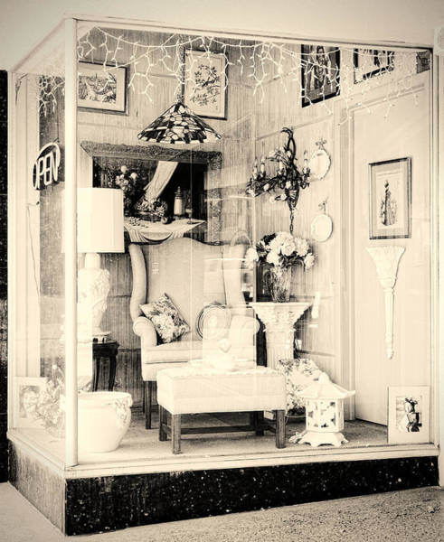 Photograph - Store Display by Rudy Umans