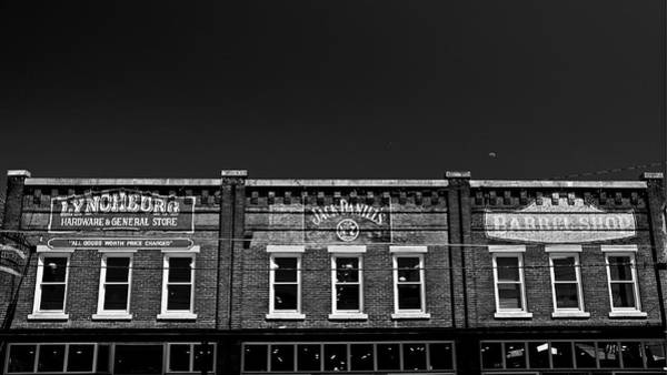 Photograph - Store Fronts by George Taylor
