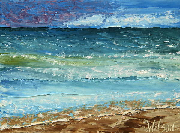 Painting - Stormy Afternoon by Chrys Wilson