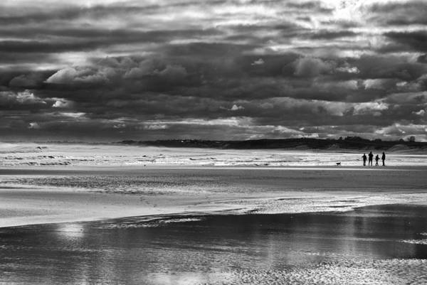 Photograph - Storm Beach by Adrian Pym