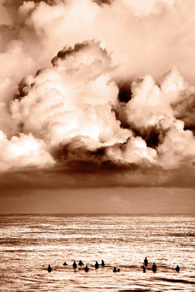 Atmospherics Wall Art - Photograph - Storm Brewing by Sean Davey