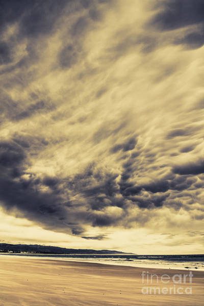 Victoria Harbor Wall Art - Photograph - Storm Cloud Formation by Jorgo Photography - Wall Art Gallery