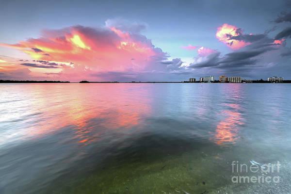 Wall Art - Photograph - Storm Cloud Glow by Rick Mann