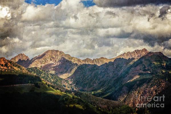 Photograph - Storm Clouds by Franz Zarda