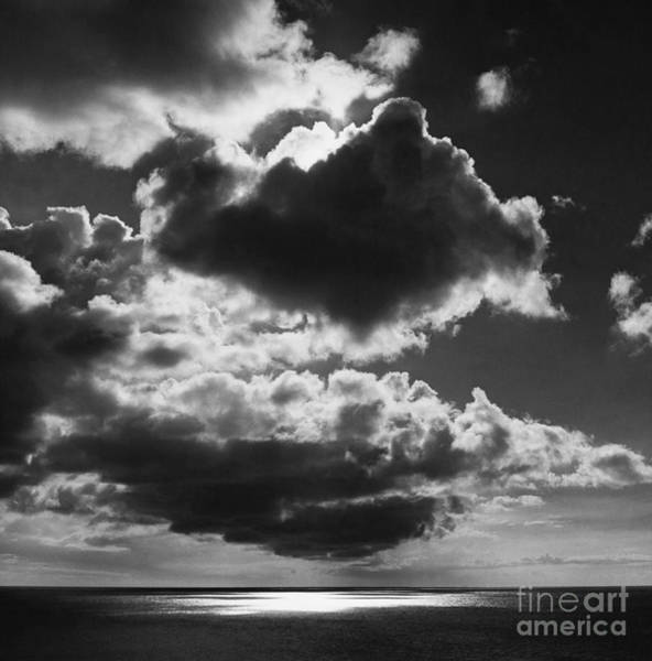 Photograph - Storm Clouds by Fritz Henle