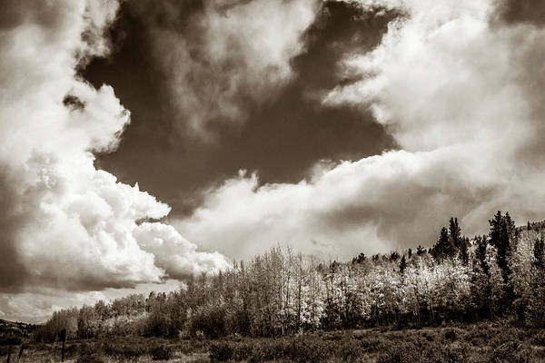 Photograph - Storm Clouds Gathering by Marilyn Hunt