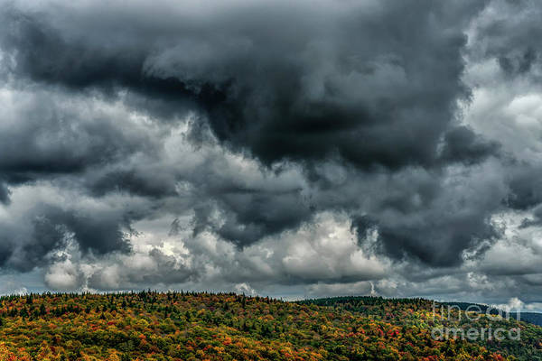 Photograph - Storm Clouds In The Highlands by Thomas R Fletcher