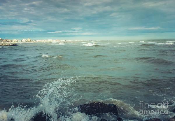 Photograph - Storm In Rimini by Marina Usmanskaya