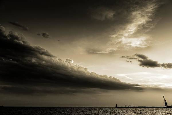 Wall Art - Photograph - Storm Is Coming by Sotiris Filippou