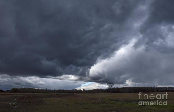 Wall Art - Photograph - Storm... by Nina Stavlund
