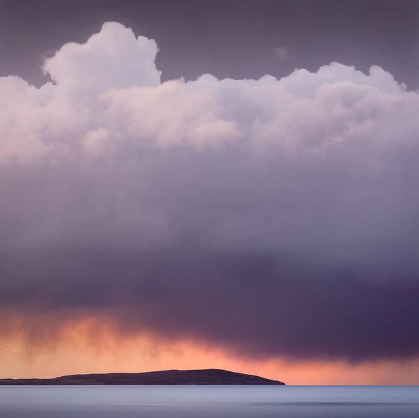 Photograph - Storm Over Gruinard Bay by Dave Bowman