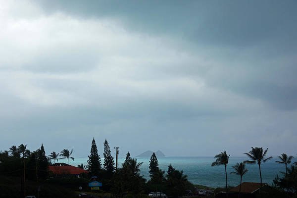 Wall Art - Photograph - Stormy Day Hawaii by Kevin Smith