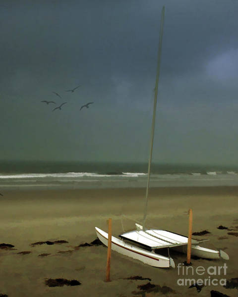 Photograph - Storm Rolling In by Geoff Crego