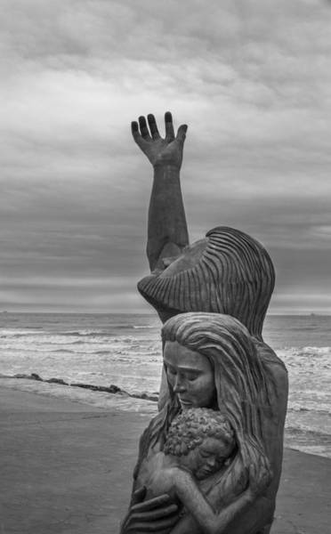 Photograph - Storm Sculpture by James Woody